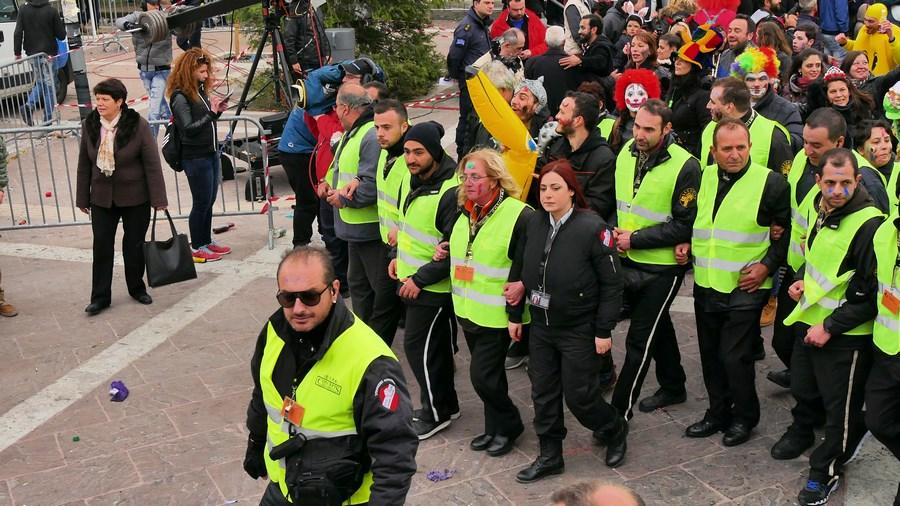 H ConceptsSecurity διεκπεραίωσε με επιτυχία την ασφάλεια της παρέλασης των Θρακικών Λαογραφικών εορτών της Ξάνθης
