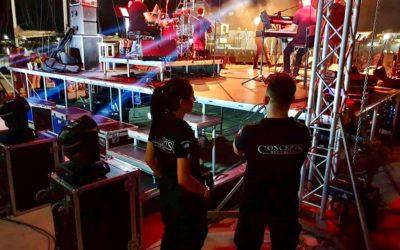 Η ConceptsSecurity ανέλαβε την ασφάλεια της εκδήλωσης της συναυλίας του Μίμη Πλέσσα